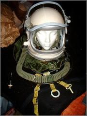 Шлем летчика ГШ-6