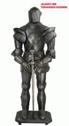 доспехи средневекового рыцаря в полный рост